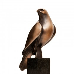 Galerie 713 | Art contemporain - Bronze sculpture by Frans van Straaten.